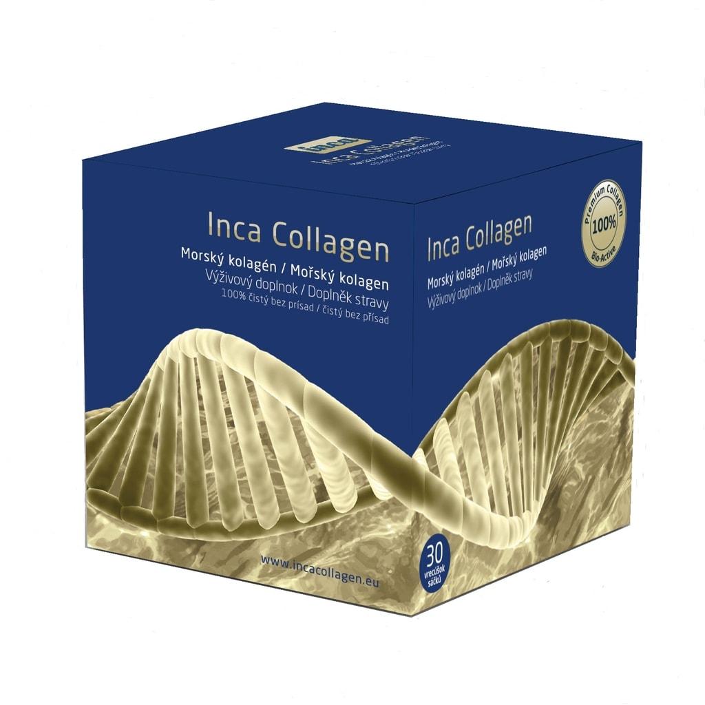 INCA agency s.r.o. Doplněk stravy - Inca Collagen 100% čistý mořský kolagen
