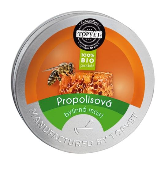 TOPVET Mast propolisová Topvet