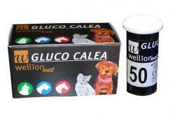 Wellion Testovací proužky Wellion® GLUCO CALEA 50ks